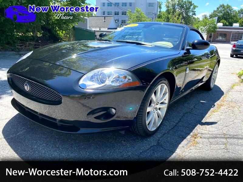 Jaguar XK-Series XK Convertible 2009