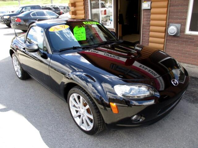 2007 Mazda MX-5 Miata 2dr Conv Manual Sport