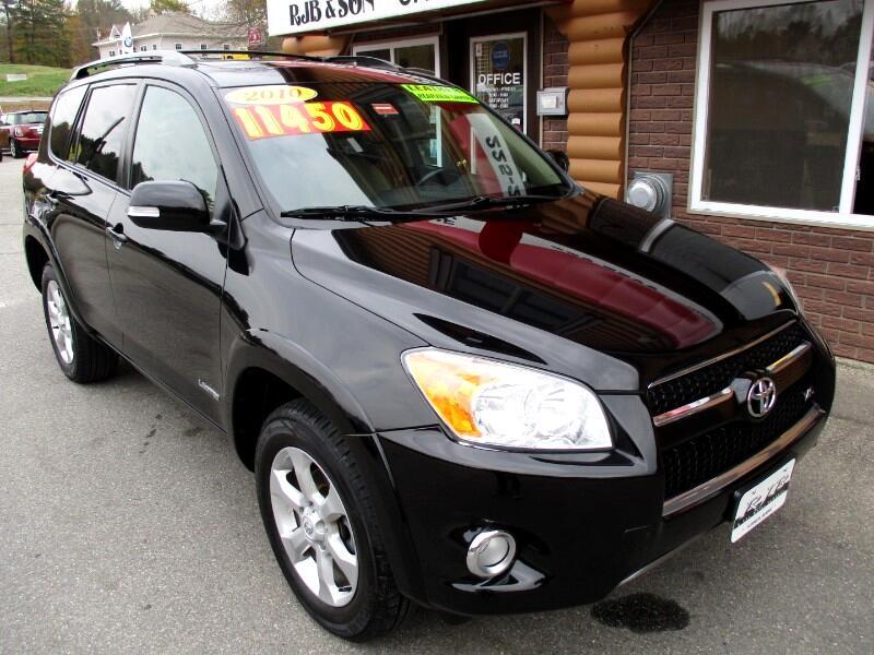 2010 Toyota RAV4 Limited V6 4WD