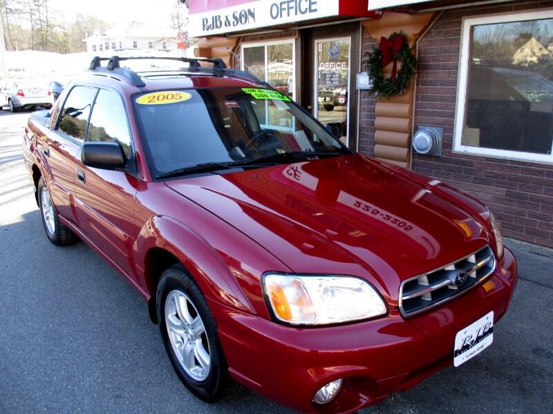 2005 Subaru Baja Sport