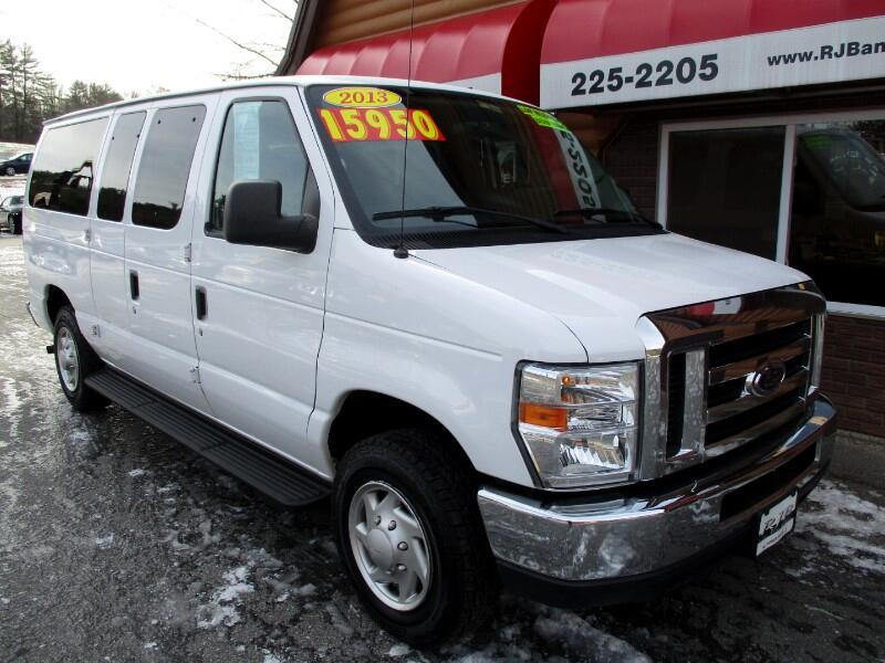2013 Ford Econoline E-150 XLT