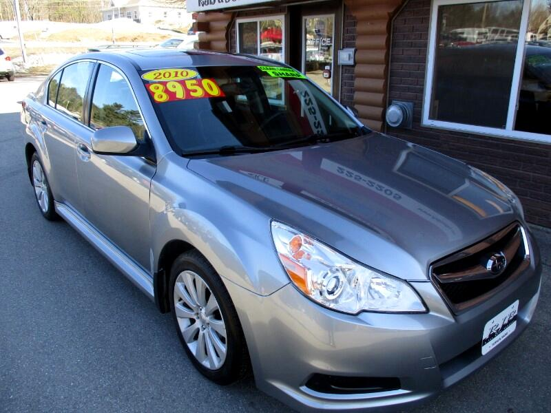 2010 Subaru Legacy 2.5 i Limited