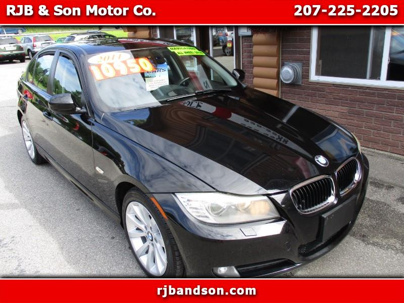BMW 3 Series 4dr Sdn 328i xDrive AWD 2011