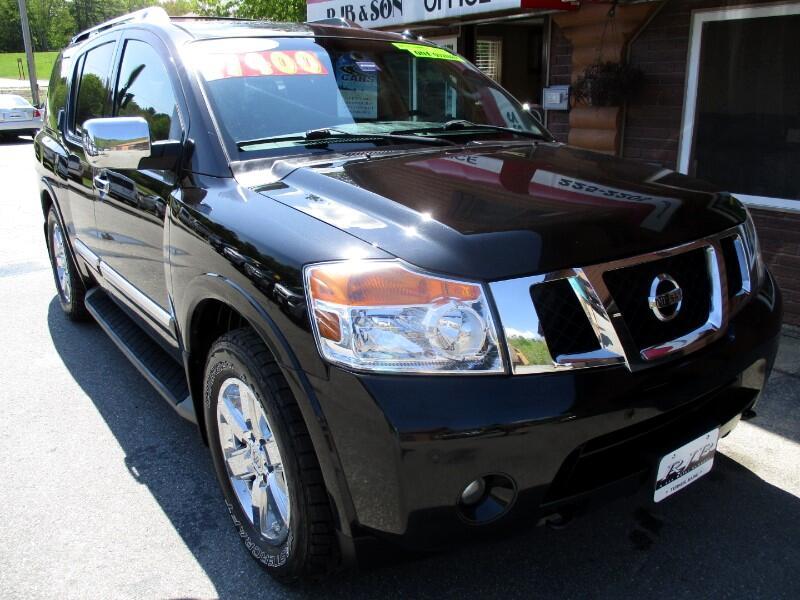 2012 Nissan Armada Platinum 4WD