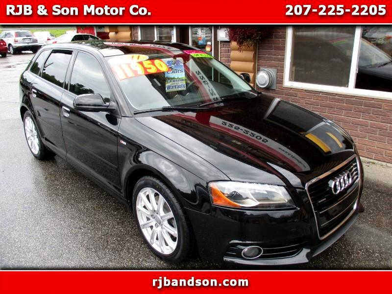 Audi A3 2.0T quattro with S tronic 2011
