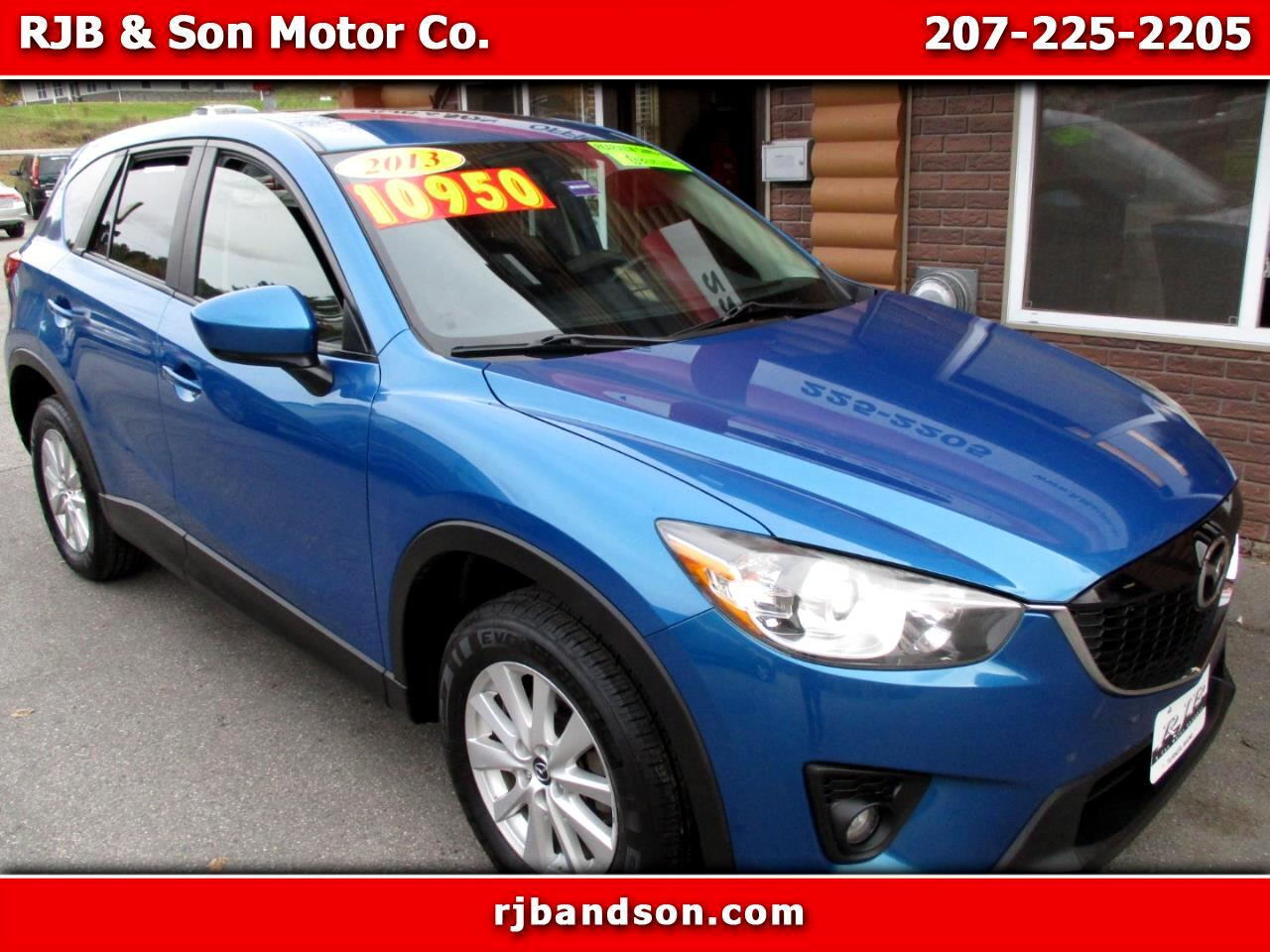 Mazda CX-5 Touring AWD 2013