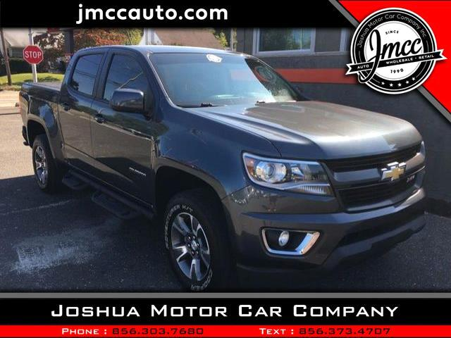 Chevrolet Colorado Z71 Crew Cab 4WD Short Box 2015