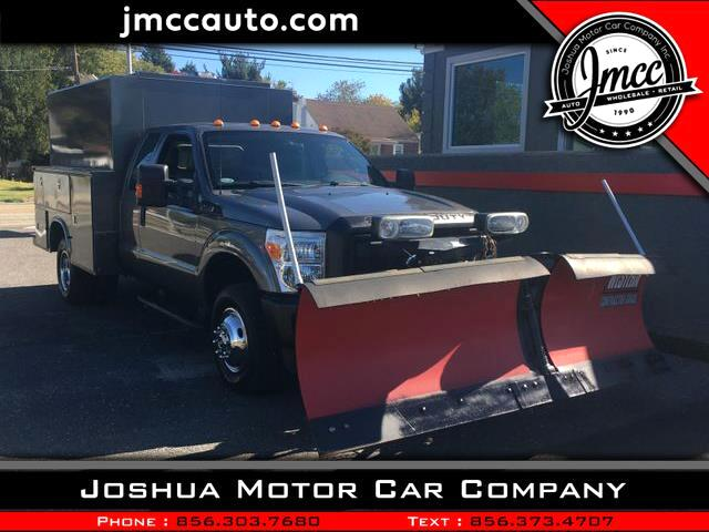 Ford F-350 SD XL SuperCab Long Bed DRW 4WD 2011