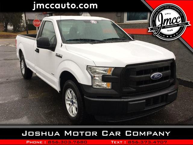Ford F-150 XL 8-ft. Bed 2WD 2015