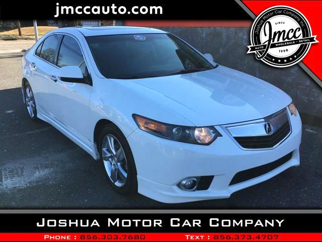 Acura TSX 5-speed AT 2012
