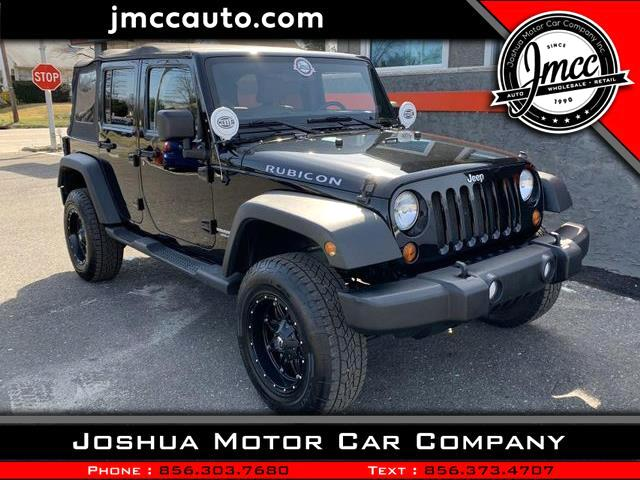 Jeep Wrangler Unlimited Rubicon 4WD 2011