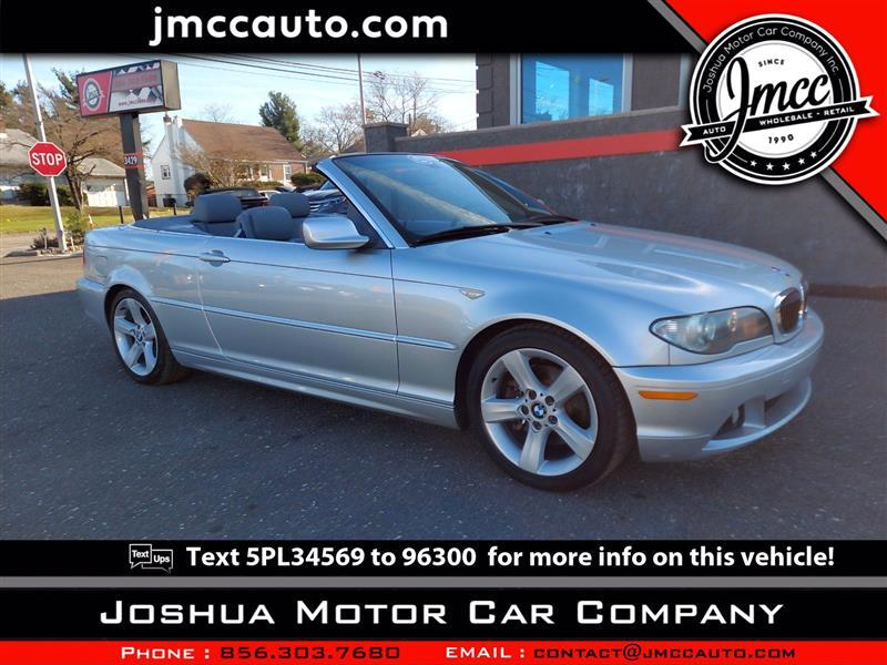 2005 BMW 3-Series 325Ci