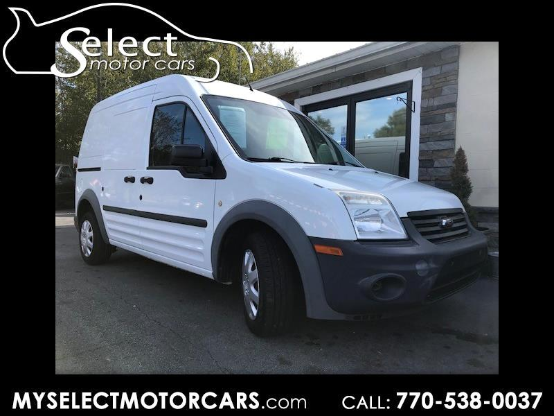2013 Ford Transit Connect XL W/O Rear Door Glass