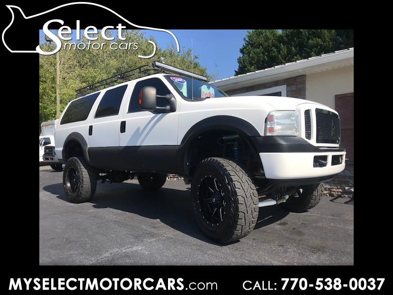 2005 Ford Excursion Limited 6.0L 4WD