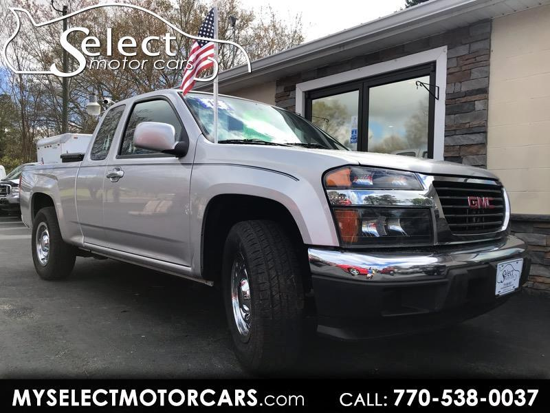 GMC Canyon Work Truck Ext. Cab 2WD 2012