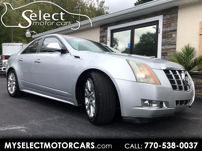 Cadillac CTS Premium w/ Navi 2012