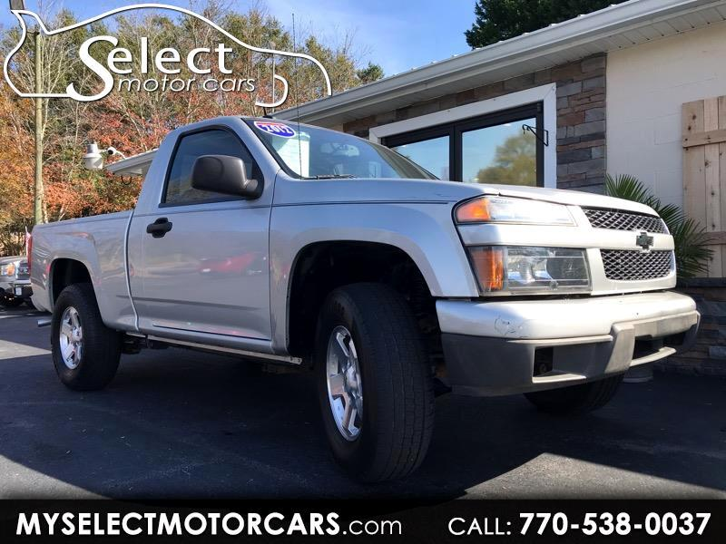 Chevrolet Colorado 1LT 2WD 2012