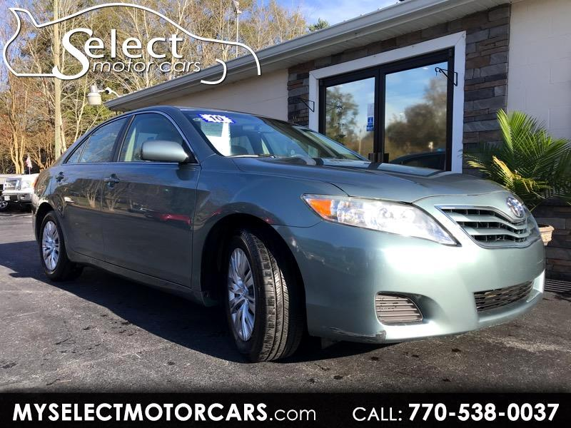 Toyota Camry LE V6 6-Spd AT 2010