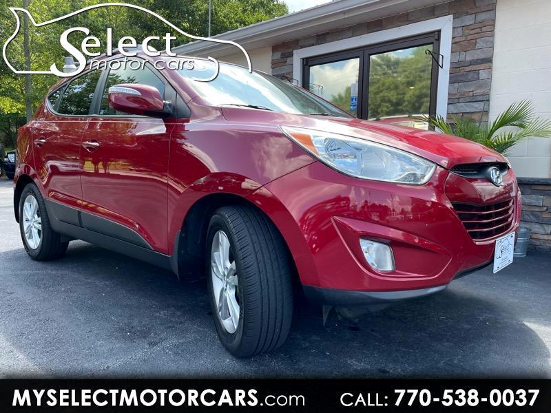 Hyundai Tucson Limited 2WD 2013