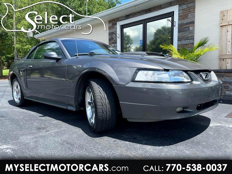 Ford Mustang GT Premium Convertible 2003