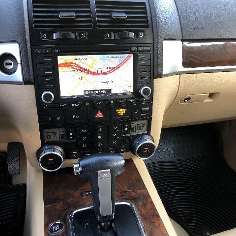 2008 Volkswagen Touareg VR6 FSI