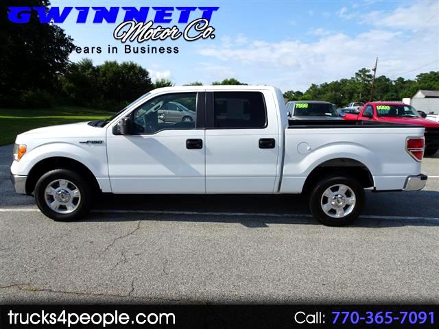 2011 Ford F-150 SUPERCREW