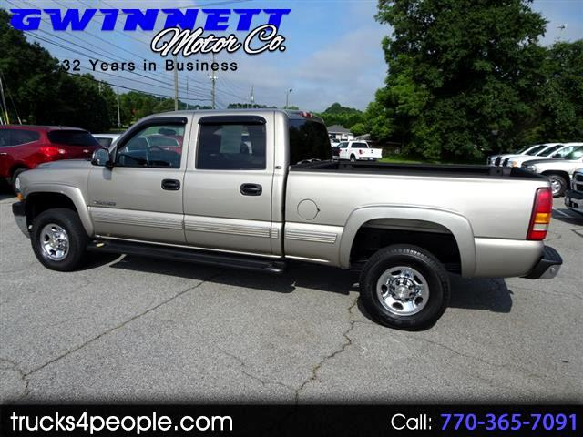 2001 Chevrolet Silverado 2500HD HEAVY DUTY