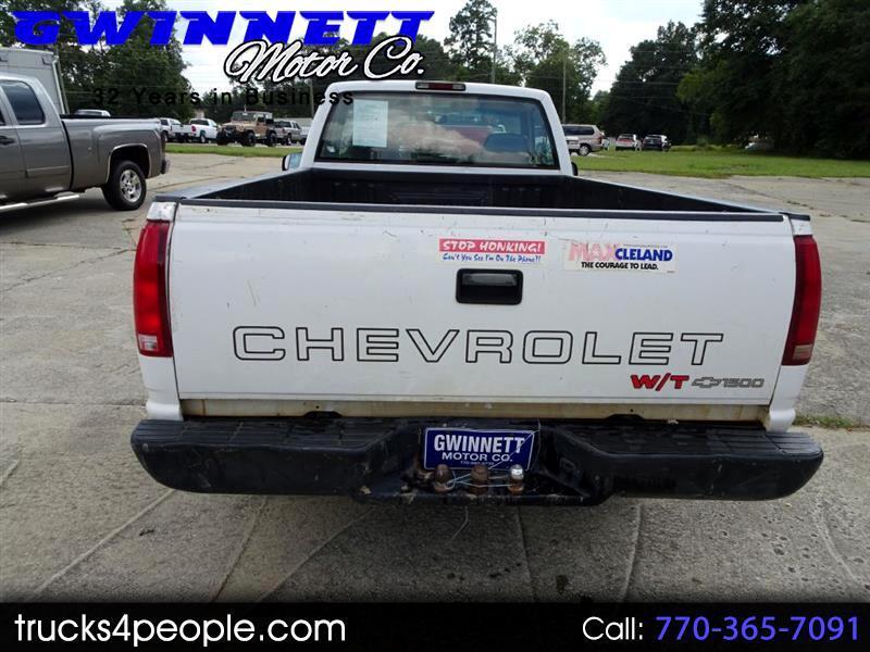 1996 Chevrolet C/K 1500 C1500