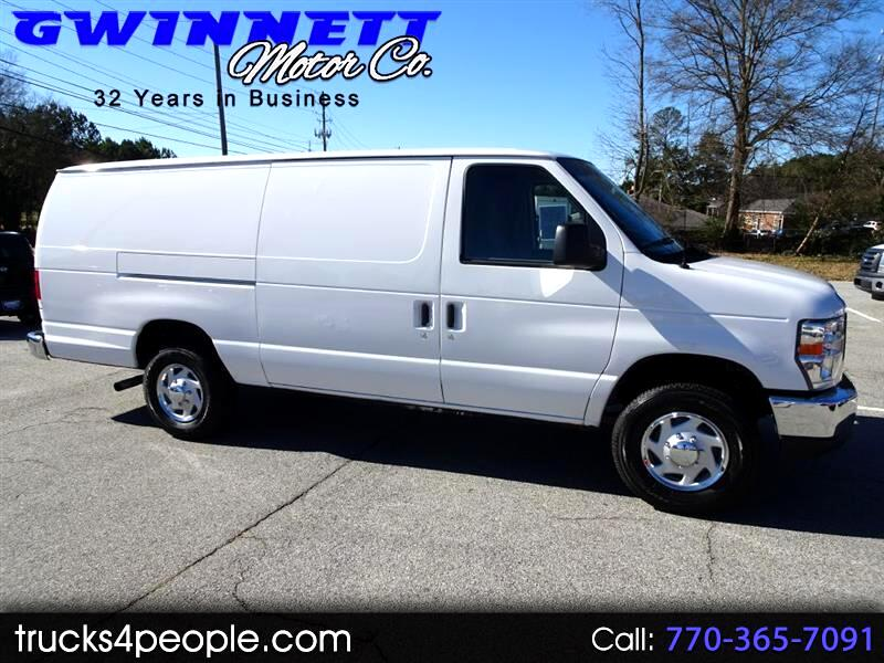 2013 Ford Econoline E350 SUPER DUTY VAN