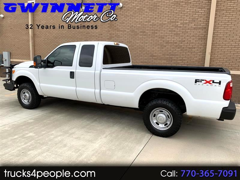2011 Ford F250 SUPER DUTY