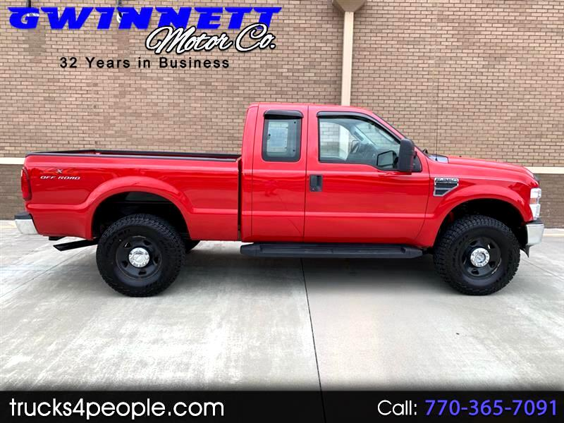 2009 Ford F-350 SD SUPER DUTY