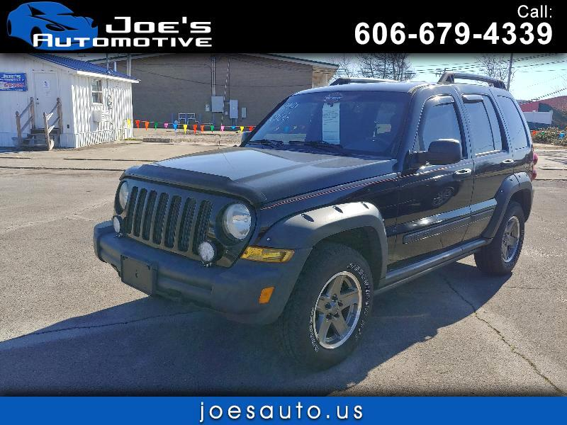 Jeep Liberty Renegade 2WD 2006