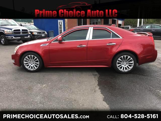 2010 Cadillac CTS 3.6L Performance AWD