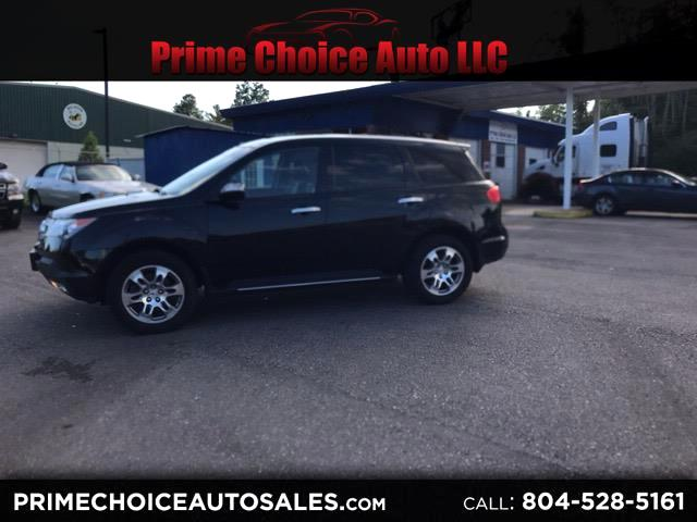 2009 Acura MDX 4WD 4dr Sport Pkg