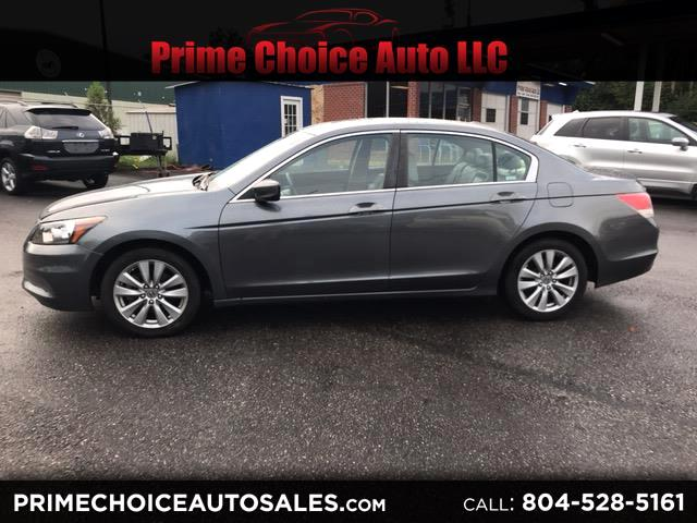 2011 Honda Accord 4dr Sedan EX Auto