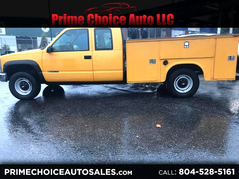 1999 Chevrolet C/K 2500 Ext. Cab Short Bed 4WD