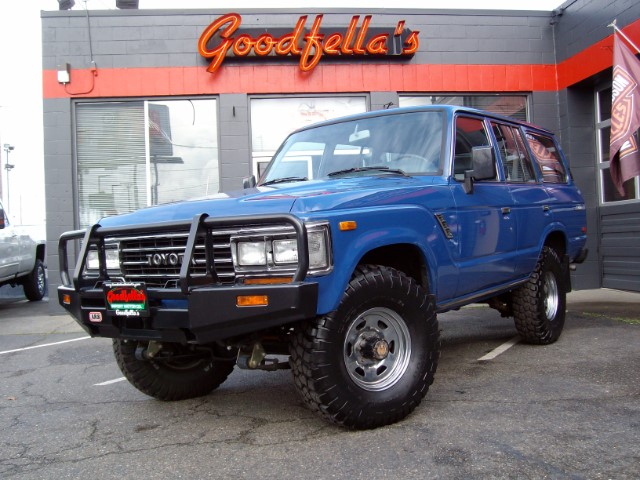 1989 Toyota Land Cruiser 4WD