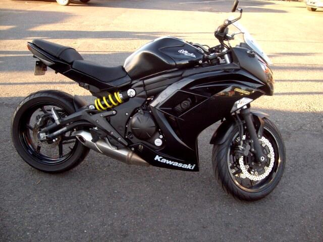 2013 Kawasaki EX650-C