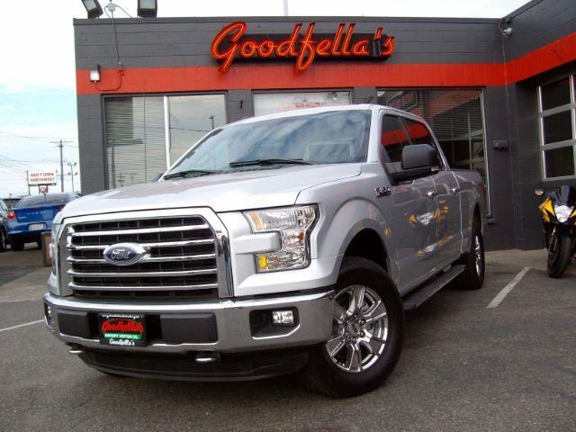 2016 Ford 150 XLT SuperCrew 6.5-ft. Bed 4WD