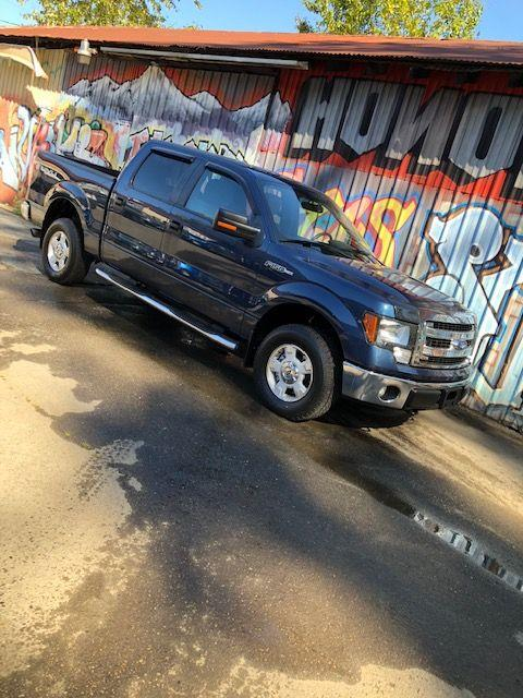 2014 Ford 150 XLT SuperCrew 5.5-ft. Bed 4WD