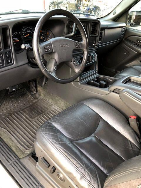 2004 GMC Sierra 1500 SLT Ext. Cab Long Bed 2WD