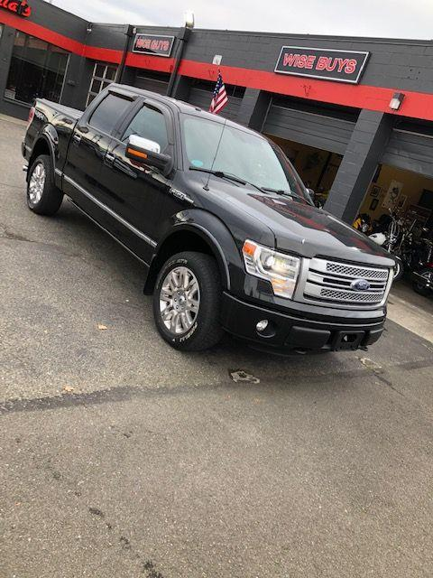 2014 Ford 150 Platinum SuperCrew 5.5-ft. Bed 4WD
