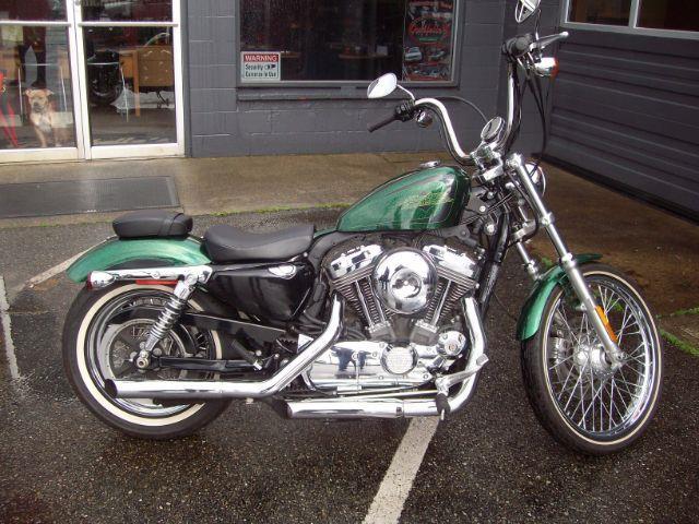 2013 Harley-Davidson XL1200B