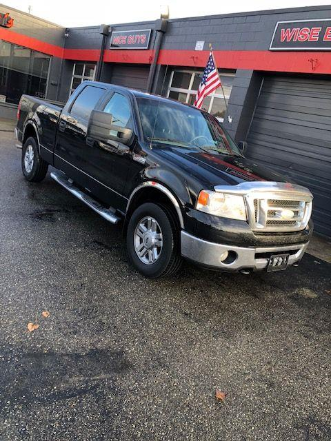 2007 Ford 150 XLT SuperCrew 4WD