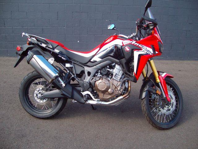 2017 Honda Unknown CRF1000 African Twin