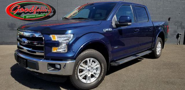 2016 Ford 150 Lariat SuperCrew 5.5-ft. Bed 4WD