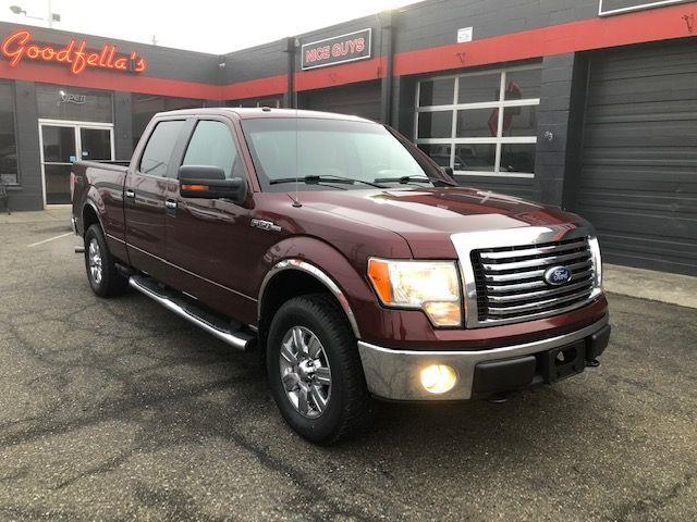 Ford 150 XLT SuperCrew 6.5-ft. Bed 4WD 2010