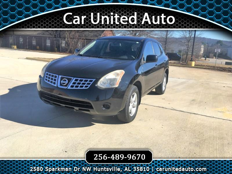Nissan Rogue S 2WD 2010