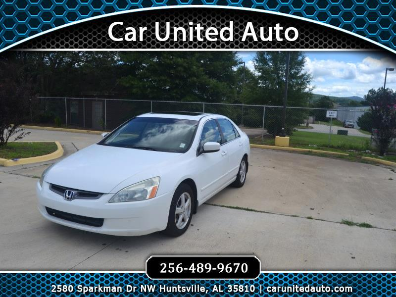 Honda Accord EX Sedan AT 2004