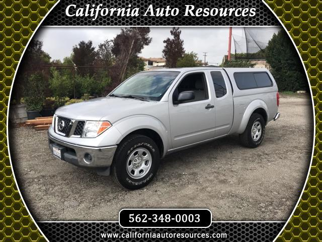 2008 Nissan Frontier SE King Cab 2WD